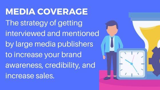 How Media coverage helps your brand