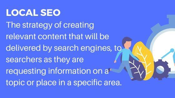 Local SEO to Drive more website Traffic in Specific Areas
