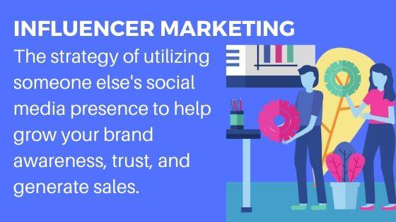 Influencer Marketing for brand awareness